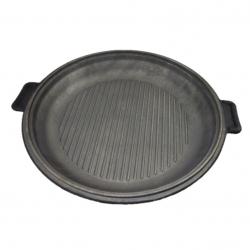 Cast-iron Hungarian goulash pot - 2-in-1 - pot + pan - 9 litre
