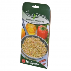 Sprouting seeds - stir-fry mix + FREE large sprouter!