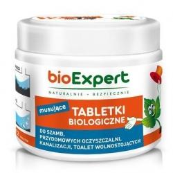 Čespit, čistilna naprava in bio zavihki za kanalizacijo - BioExpert - 12 kosov (za 6 mesecev) -