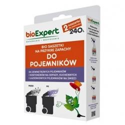 Sobres antiolor para cubos de basura - BioExpert - 2 piezas -