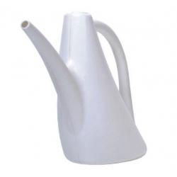 Zálievka na kvety pre vnútorné použitie s úzkym výtokom - EOS - biela -
