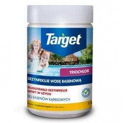 Triochlor - efektīvs baseina ūdens dezinfekcijas līdzeklis - 50 tabletes - 1 kg -