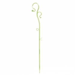 Orchid and other flower support pole - Decor Stick - green - 39 cm