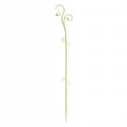 Orchid and other flower support pole - Decor Stick - green - 59 cm