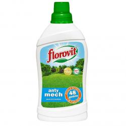 Fertilizante anti-musgo para césped Florovit - 1 litro -