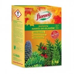 Fertilizzante autunnale di conifere - Florovit - 1 kg -