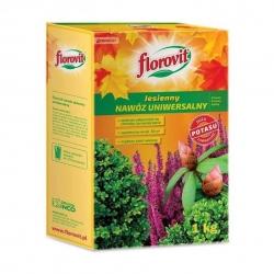 Fertilizzante autunnale multiuso - crescita più rapida in primavera - Florovit - 1 kg -