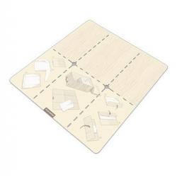 Large cloth folding board - FANCY HOME