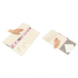 Small clothes folding board - FANCY HOME
