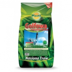 Golf turf grass - resistant to heavy use and close mowing - Planta - 5 kg