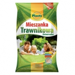 Lawn mix - the most universal lawn seed mix - Planta - 15 kg - for 600 m²