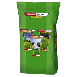 """Trawnik Polski (Polish Lawn) """"Sport"""" - for all heavily frequented locations - 15 kg - for 600 m²"""