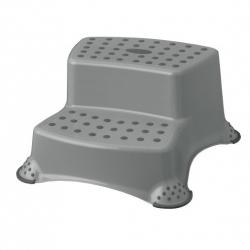 Igor' two-step non-slip step stool for children - grey