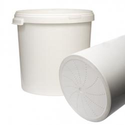 Recipiente de filtración de puré - 30 litros -