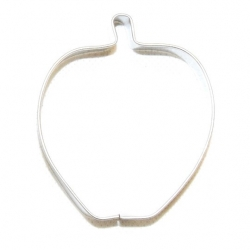 Cookie cutter, mould - apple