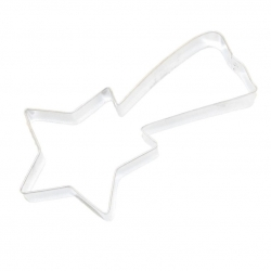Large cookie cutter, mould - comet