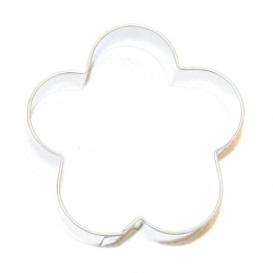 Cookie cutter, mould - flower