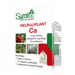 Palīdziet augu Ca - pret kaulaugu lūzumiem kokos un lapu plātņu deformāciju - Sumin® - 20 ml -