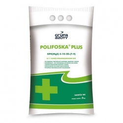 Poliphoska - fertilizzante completo facilmente disponibile - 5 kg -
