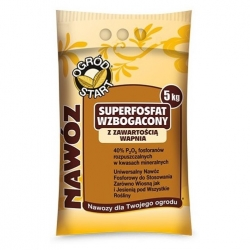 Superfosfato triple - Ogrod-Start - 5 kg -