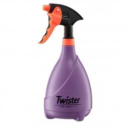 Twister 1 litre hand sprayer - purple - Kwazar