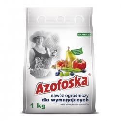 Gránulos de nitrofoska - fertilizante para jardineros exigentes - Florovit - 1 kg -