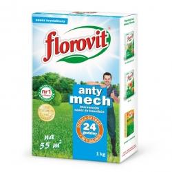 Emergency fertilizer for moss-infested lawns - Florovit - 1 kg