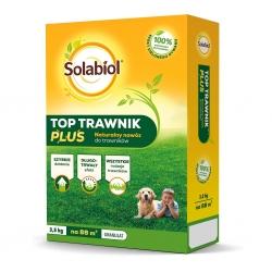 Top Lawn Plus (Top Trawnik Plus) - efecto rápido y duradero en cada césped - Solabiol - 3,5 kg -