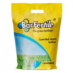 Barfertile Start - Barenbrug - fertilizante de césped de primavera para jardineros exigentes - 5 kg -
