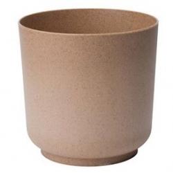 """""""Satina Eco"""" augu pods ar koka piejaukumu - 15 cm - dabīgu koku -"""
