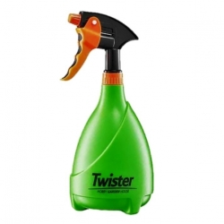 Twister 1 litre hand sprayer - green - Kwazar