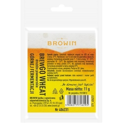 Pembuatan bir ragi - Gandum Brewgo - 11 g -