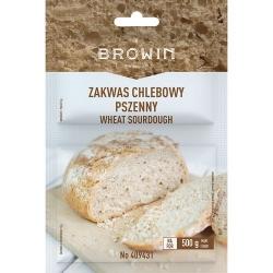 Roti penghuni pertama - gandum dengan ragi - 23 g -