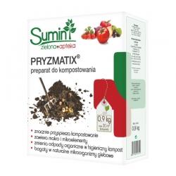 Pryzmatix BIO - komposztáló előkészítés élő baktériumokkal - Sumin® - 900 g -