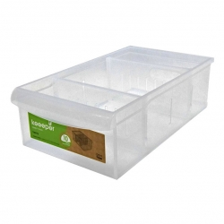 Multi-compartment wheeled container - Henry - 2.65 l