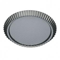 Koláč na pečenie s koláčom a quiche s deleným okrajom - DELÍCIA - ø 28 cm -