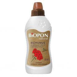 Vermikomposts pelargonijām un citiem balkona augiem - BIOPON - 1 litrs -