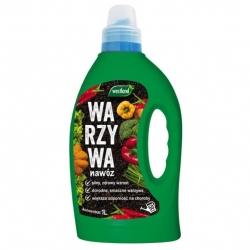 Rastlinné a bylinné hnojivo - silný a zdravý rast - Westland - 1 liter -
