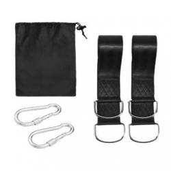 Hammock hanging sets - straps with carabiner hooks - max. load 1000 kg