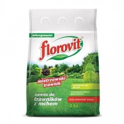 Тор за нападнати от мъх тревни площи - Florovit - 15 кг -