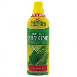 Zaļo augu mēslojums - Zielony Dom® - 750 ml -
