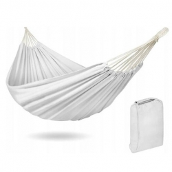 Double hammock in a functional carry and store bag - 200 x 150 cm