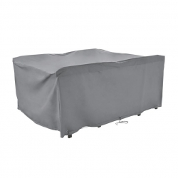 Garden furniture cover - table and chairs set - 200 x 160 x 90 cm