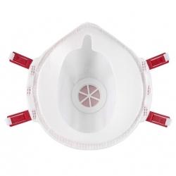 Védett, szabályozott arcmaszk FFP3 -