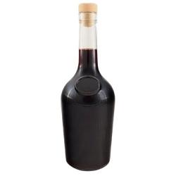 """Gloria"" üveg kóstoló parafával - 500 ml -"