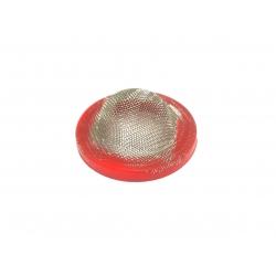 Sieťový filter z červeného náprstku pre postrekovače Kwazar 50 -