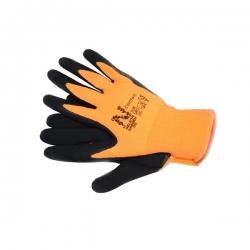 Sarung tangan taman Orange Comfort - tipis dan halus -