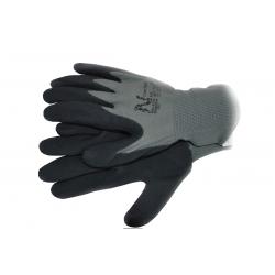 Sarung tangan taman Gray Comfort - tipis dan halus -
