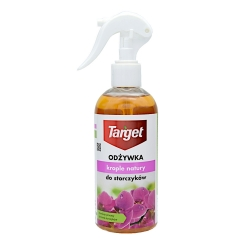 """Potraviny pre orchidey - """"Krople natury"""" (Drops of Nature) - Target® - 300 ml -"""