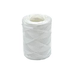 Guita de jardín de polipropileno blanco - 500 m - 500 g -